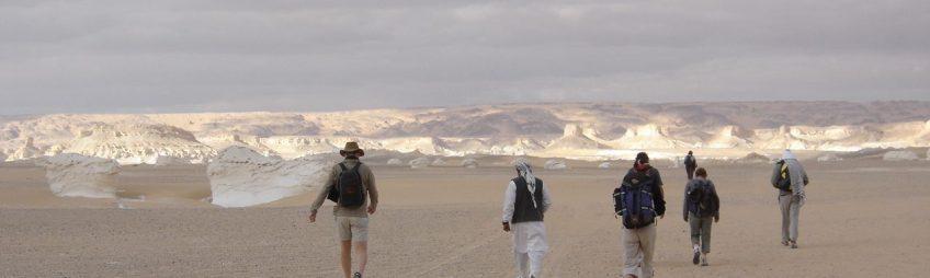 Vous rêvez de partir dans le Désert Blanc d'Égypte ? Le Ministère des Affaires Étrangères voit rouge !