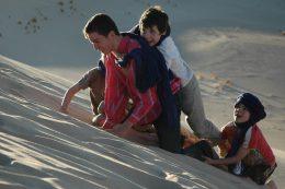 Le voyage en famille… quelles craintes ?