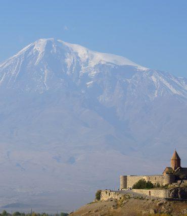 Arménie, le poids de l'histoire, la beauté des paysages