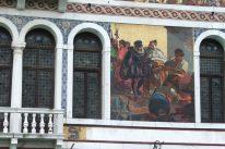 Venise, palais en privé