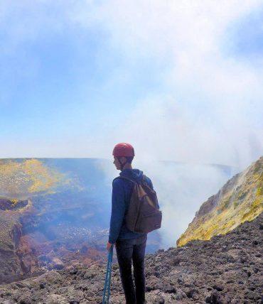 Les volcans des îles Éoliennes