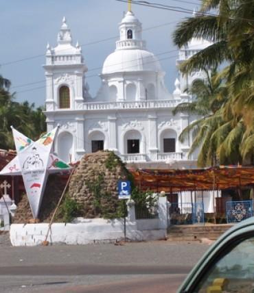 L'Inde du Sud, l'Inde chrétienne