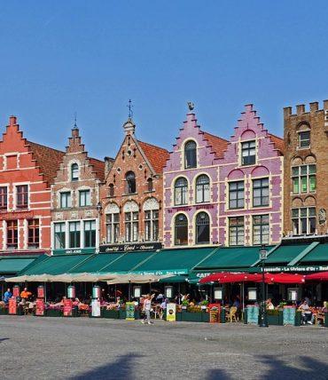 Voyage de cohésion à Bruxelles et Bruges
