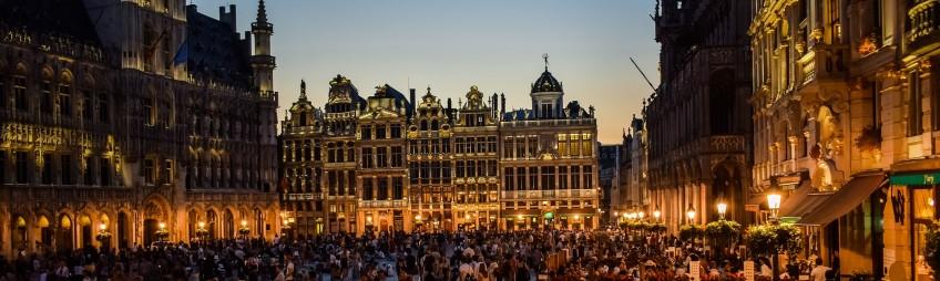 Bruxelles, capitale puissance 7
