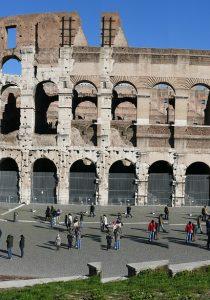 Le Colisée ou quand l'antiquité nous invite à mieux comprendre le christianisme !