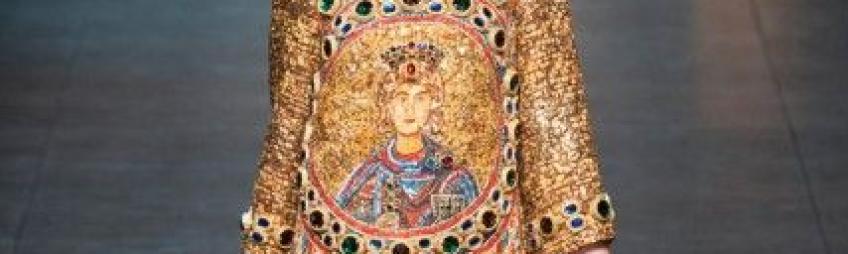 Concours de beauté organisé par l'empereur byzantin pour choisir « sa reine »