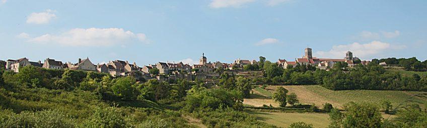 Le temps suspend son vol à Vézelay