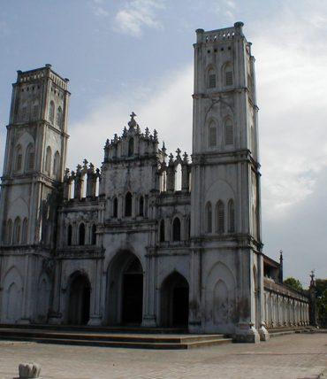 Rencontre avec l'Église vietnamienne