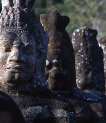 Art Khmer au Cambodge