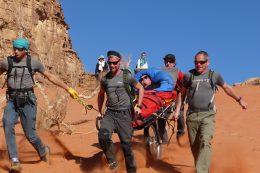 Jordanie, la route de l'Exode