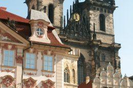 Voyage scolaire à Prague
