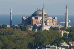 Voyage de fin d'année à Istanbul