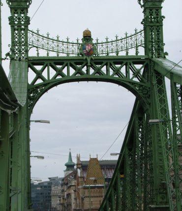 Budapest, ville d'eau, ville d'art