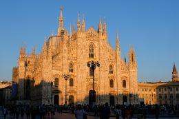 Milan, pavie, Begame & le lac de Côme