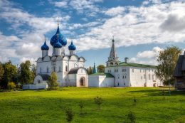 Russie, l'Anneau d'or