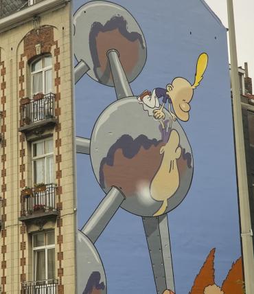 Bruxelles et Bruges