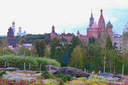 De Moscou à Saint-Pétersbourg, l'Anneau d'or