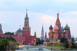 Visiter les chrétiens de Russie
