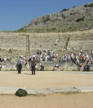 Sur les pas de saint Paul en Grèce