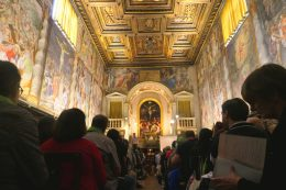 Rome, en communauté au sein et au service de l'Église