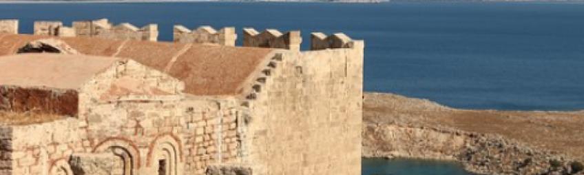 Rhodes, l'île des héros