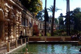 50 ans de mariage en Andalousie