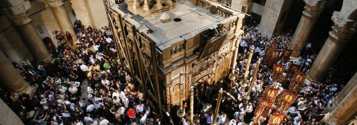 Afflux de pèlerins en Terre Sainte : un enjeu !