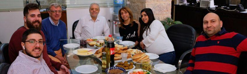 BPeace, correspondant Terralto à Jérusalem