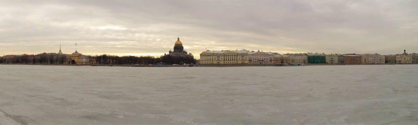 Les nuits blanches de Saint-Pétersbourg