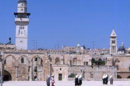 Jérusalem et Palestine hors des sentiers battus