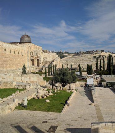 À la rencontre des enjeux socio-politiques en Israël et Palestine