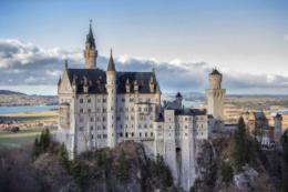 La Bavière, une fantaisie romantique