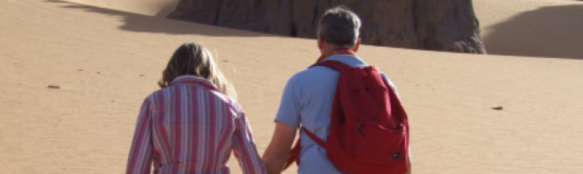 Le pèlerinage pour couple de 50 ans