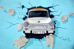 Berlin : quand les murs tombent !