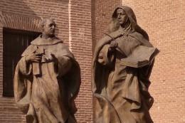 Les grands saints d'Espagne