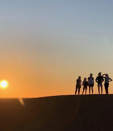 Nomades au Sahara