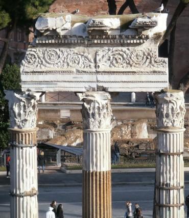 Transmettre en s'amusant à Rome