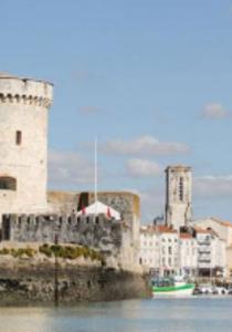 La Rochelle : le coup de cœur de Marie-France Chabaud