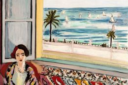 La côte d'azur et l'Avant-garde : le coup de cœur de Serge Palin
