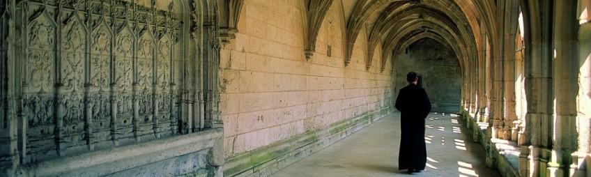 Normandie d'abbaye en abbaye