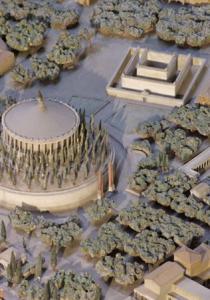 Ouverture à la visite du mausolée d'Auguste à Rome