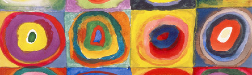 Les couleurs agissent-elles sur notre conscience profonde ?