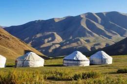 Le Kirghizistan, sur la route de la Soie