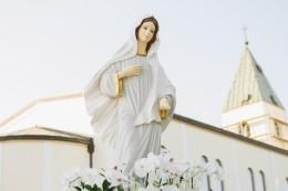 La paix en abondance avec Marie à Medjugorje